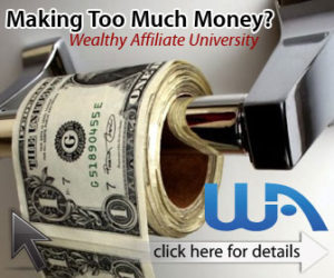 WA Making to much money banner